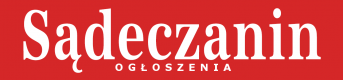 ogłoszenia sądeczanin